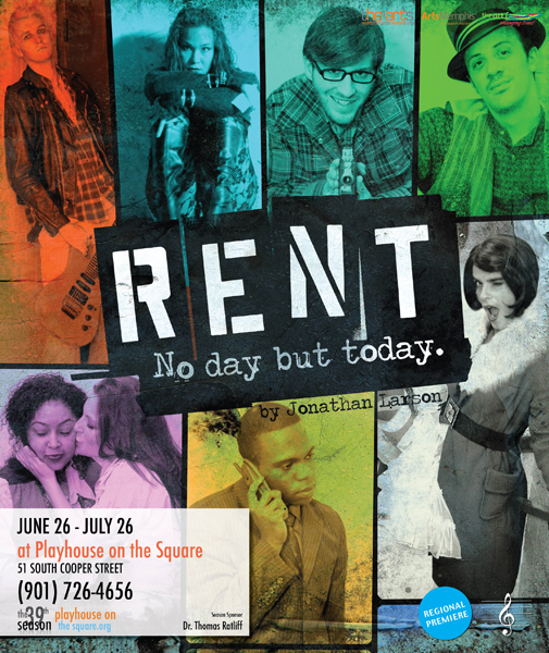 I Need A Place To Rent: Rory Dale, Video And Projection Design, Rent