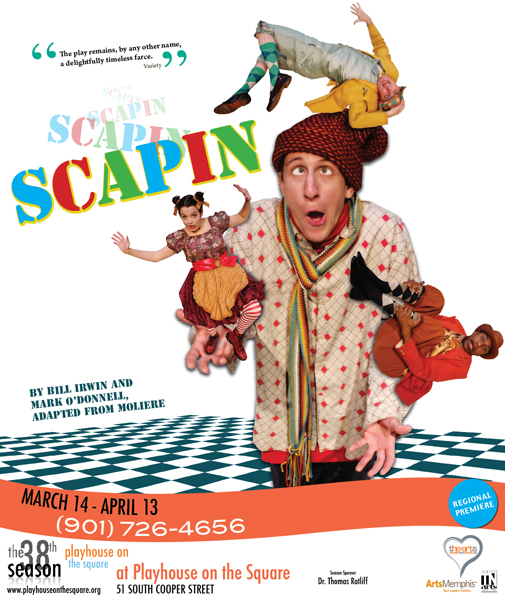 Scapin Poster